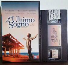 VHS FILM Ita Commedia L'ULTIMO SOGNO kevin kline 01 EX NOLO no dvd(VHS11)