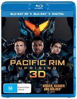 Pacific Rim - Uprising 3D : NEW Blu-Ray 3D