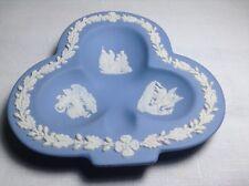 Wedgewood Jasperware club shaped pin dish