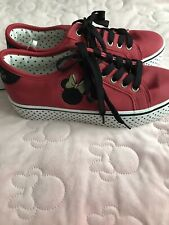 Primark Minnie Mouse Disney Trainers Shoes 6/39