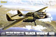 Great Wall Hobby L4806 1/48 WWII USAAF Northrop P-61A 'Black Widow' Glass Nose