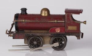 Hornby O Gauge Red Clockwork Locomotive 2710