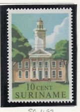 Suriname 1961 Early Issue Fine Mint Hinged 10c. 168986