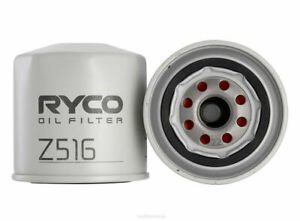 RYCO OIL FILTER FORD FALCON 4.0 L BA, BF, FG, FGX, LPG, XR6, XR8, V8 (Z516)