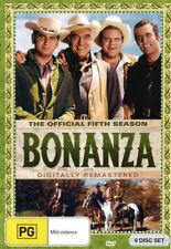 Bonanza : Season 5 (DVD, 2014, 9-Disc Set) BRAND NEW SEALED