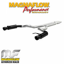 """MAGNAFLOW 19254 3"""" CAT BACK DUAL EXIT EXHAUST KIT 2015-2017 FORD MUSTANG 5.0L"""