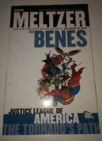Justice League of America: The Tornado's Path Vol. 1 by Sandra Hope and Brad...