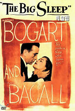 The Big Sleep (1946) / Howard Hawks, Humphrey Bogart / Dvd, New