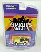 Greenlight 1/64 Scale Julie Roger's 1980 JEEP CJ-5 Charlie's Angels Diecast Car