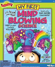 POOF-Slinky - Scientific Explorer My First Mind Blowing Science Kit, 11-Activiti