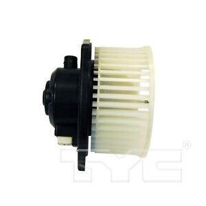 For Acura CL 2001-2003 TL 1999-2003 Front HVAC Blower Motor Assembly TYC 700113
