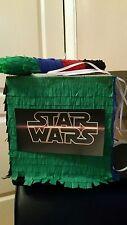 Star Wars Pinata Con Palo & dulces Fiesta Cumpleaños Personalizable
