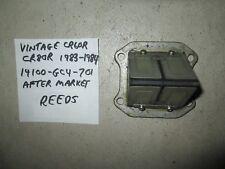 VINTAGE  CR60R / CR80R reed valve   ( reed block ) 14100-GC4-701