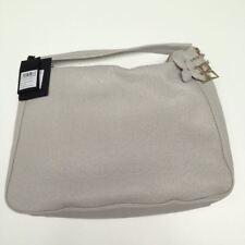 Liu Jo Damen Handtasche MONOSPALLA L AMY grey light Leder Grau A64019E0027-44500