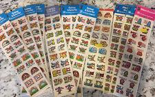 Vintage 80s Reward Stickers Lot NIP New In Pkg. Large Lot Of 10