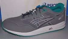MENS ASICS GEL SAGA  in colors DARK GREY / DARK GREY SIZE 9