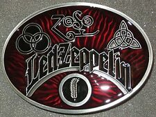 New Led Zeppelin Belt Buckle. Free shipping to Canada & USA. #1540