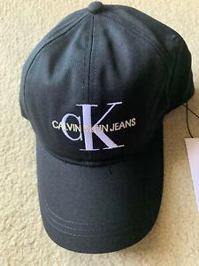 Calvin Klein Logo Cap Black (S1)