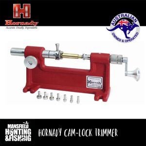 HORNADY LOCK-N-LOAD CAM-LOCK CASE TRIMMER - H050140 - HORNADY