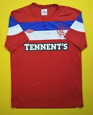 4.9/5 Rangers soccer jersey SMALL 2011 2012 away shirt football Umbro