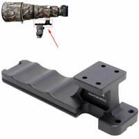 Stativschelle Stativring Objektiv Fuß für Sony FE 400 f/2.8 GM OSS SEL400F28GM