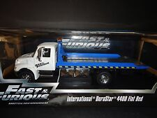 Jada DuraStar International 4400 CAMION à plateau de remorquage FAST AND FURIOUS