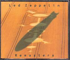 LED ZEPPELIN - Remasters ★ 2 CD Album Set / Fat Case *1990