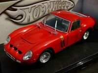 Ferrari 250 GTO 1:18 Giotto Bizzarrini Sergio Scaglietti 1962 Legendary Toy Car