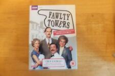 FAWLTY TOWERS-JOHN CLEESE-COMPLETE COLLECTION REMASTERED-3 DISC SET -REGION 2.