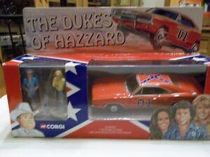 Corgi CC05301 - Dukes of Hazzard Dodge Charger + Figures RARE - 1/36 - Brand NEW