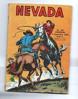 NEVADA n°167 - LUG 1965 - BE