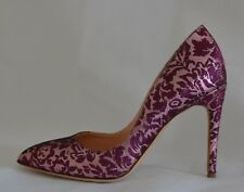 Rupert Sanderson Malory Regency Mulberry Pumps  UK4/EU37 - RRP £425