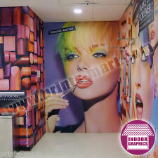 Vinyl Sticker Printing Indoor Self Adhesive Vinyl Sticker Wall Wrapping Signage