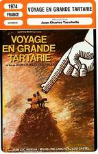 FICHE CINEMA : VOYAGE EN GRANDE TARTARIE - Bideau,Lanctôt,Tacchella 1974