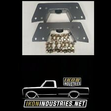 C notch kit Chevy Silverado 1988 to 1998