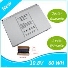 """Batterie Battery pour Apple Macbook pro 17"""" 17 pouces a1189 a1151 ma458a 4400mAh"""