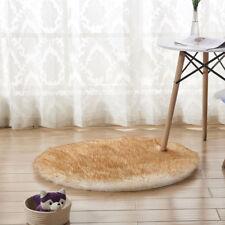 peau douce en peau de mouton moelleux peau fausse fourrure tapis petits
