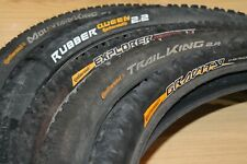 Continental Mountain Bike Tyres Choice 26 Inch Tyre Tire MTB Wire Folding XC DH