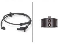 Sensor, Raddrehzahl für Bremsanlage Hinterachse HELLA 6PU 010 039-381
