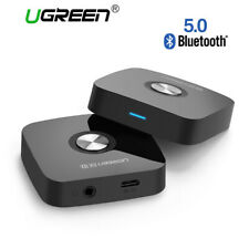 UGREEN V5.0 Wireless Bluetooth 3.5MM Car Audio Stereo Receiver Headphone Adapter