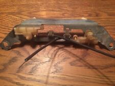 Volkswagen Beetle Bug Convertible Climate Control Switch Levers Heater Oem 1967