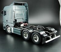 Truck Actros Scania R470 R620 MAN TGX Volvo FH12 MB Unterfahrschutz Alu 1:14