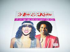 MAC & KATIE KISSOON - FREEDOM 90 * 4 TRACK CD SINGLE HOLLAND 1990 *