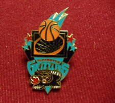 Vancouver Grizzles Basket Logo Pin NBA