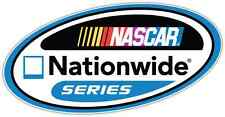 "Nascar Nationwide Series Racing Car Bumper Window  Notebook Sticker Decal 6""X3"""
