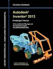 NEW Autodesk Inventor 2013 - Einsteiger-Tutorial (German Edition)