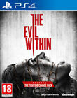 Playstation 4 THE EVIL WITHIN (PS4) COMME NEUF - 1st classe super rapide