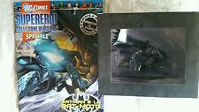 Eaglemoss DC Superhero Collection Special BATMAN  LA BAT-MOTO in piombo BATCYCLE
