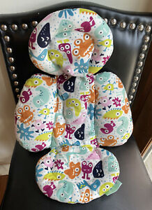 4Moms MamaRoo Baby Infant • Reversible Seat Insert • MONSTERS Replacement Part