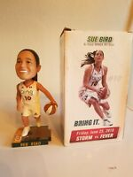 Sue Bird Bobblehead - Seattle Storm Collector Series 2010 - In Game Promotion